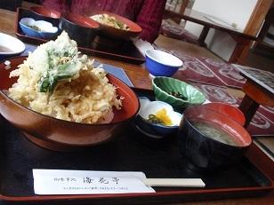 20121224_江ノ島 4_かき揚げ丼.JPG